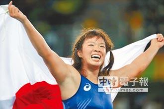 2016里約奧運》日本角力女天團夠悍 包辦4金
