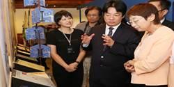 311大地震後 日本仙台市長奧山惠美子首訪台南