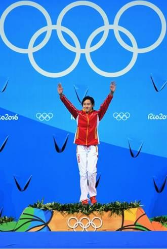 2016里約奧運》15歲任茜 10公尺跳台金牌