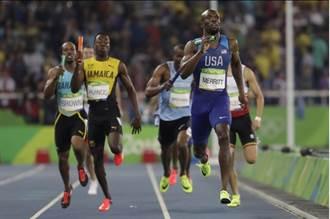 里約奧運》一吐怨氣 美包辦田徑男女1600接力雙金