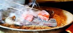 新餐廳-烈火炙燒的無菜單驚炭料理