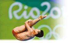 2016里約奧運》陸奪26金 跳水、桌球撐住場面