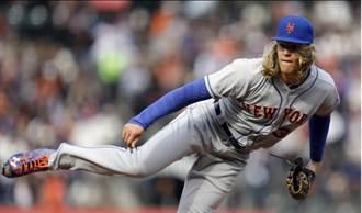 MLB》轟破沙瑪吉亞無安打 大都會完封巨人