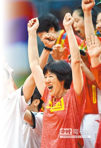 2016里約奧運》霸氣女排教頭 郎平入封神榜