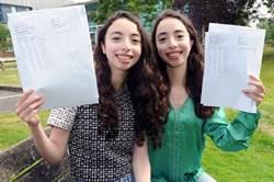 姊妹默契同步 3對雙胞胎都念同校