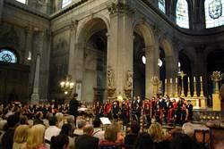 台北愛樂室內合唱團 首登梵蒂岡封聖儀式獻唱