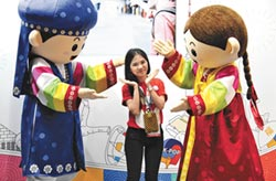 陸客熱衷遊日韓 7月創新高
