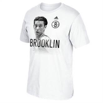 NBA》籃網已發售林書豪T恤 盼開發亞洲市場