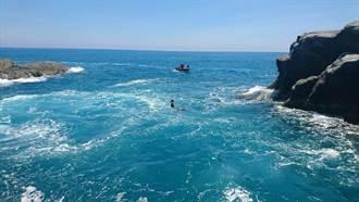 連續搜救48小時 石梯坪失蹤釣客大體尋獲