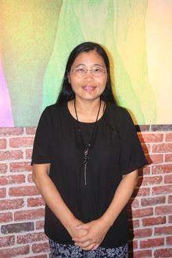 資源回收物拓眼界  陳雪麗堅持成大學副教授