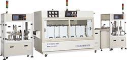 揚發連續式水洗機 ISO認證