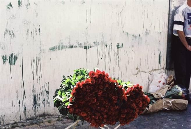 帕歐拉.雅各(Paola Yacoub)《大馬士革之花》,2002-。(圖/臺北市立美術館)