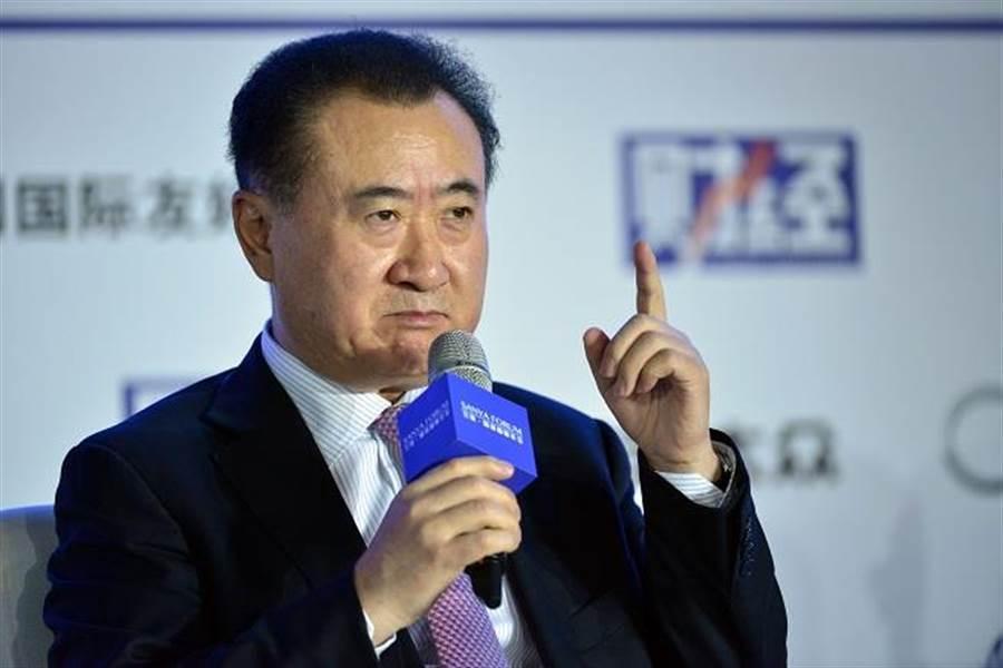 萬達集團王健林及其家族以2150億人民幣,第3度成為中國大陸首富。(中新社資料照)