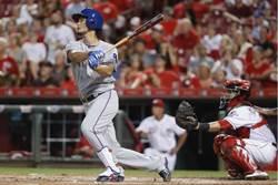 MLB》太神了! 達比修有生涯首轟出爐