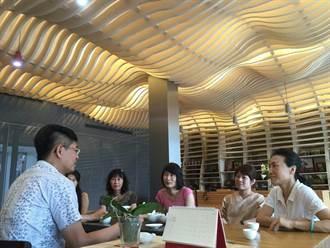 結合建築美學與茶道  茶商譜觀光新亮點
