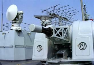 中共向印尼海軍出售730近防砲