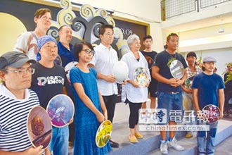 南島美術獎 10藝術家駐村創作