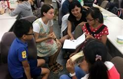 13位英語教學助理與接待家庭相見歡