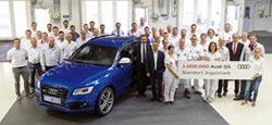 Audi Q5全球熱銷
