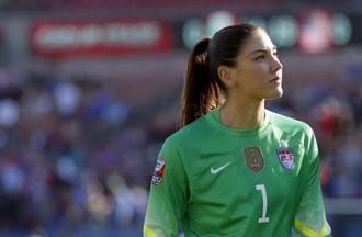 美女門將辱罵瑞典隊 遭禁賽半年