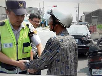竊賊偷同一部機車  又被同樣警員查獲