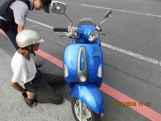 老翁當街偷車 竟花錢叫鎖匠幫忙開鎖