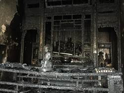 彰化10年燒毀3間百年古廟