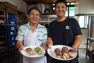 月餅玩梗 香菇造型搶老少市場