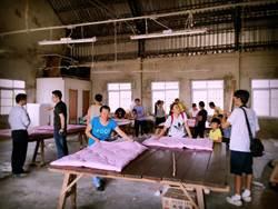 手工棉被製作體驗夯 重現「棉被窟」風情
