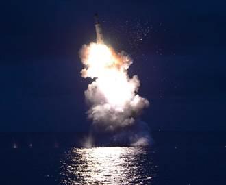 北韓潛射導彈可陸射 韓需2套薩德