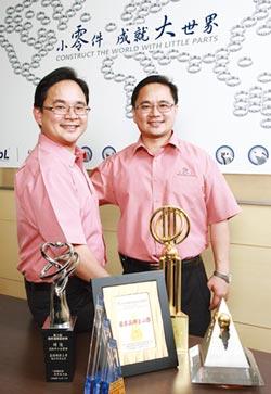 盈錫精密工業 目標世界螺帽第一品牌