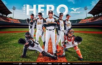 獅隊英雄主題活動 為球迷設計球員卡
