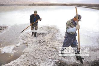 陸企寮國項目 發現超大鉀鹽礦
