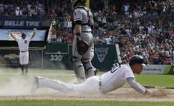 MLB》3連勝橫掃白襪 老虎力爭美聯外卡