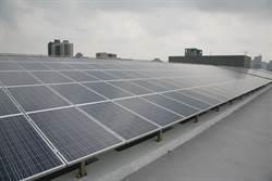 中市水資中心設綠能 年減碳排放量達620噸