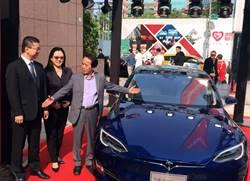 特斯拉旗艦店開幕 Model S明年首季交車