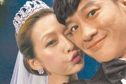 何潤東為妻寫歌 鵰嫂幸福含淚 老蕭當婚禮歌手 口誤想唱下次