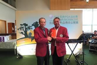 「高球國寶」謝敏男 76歲奪76冠