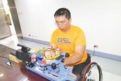 球拍穿線師培訓 身障者增就業力