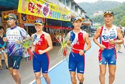 梅花湖鐵人賽今登場 4550人競技