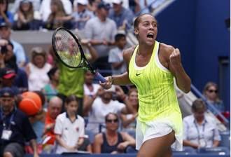 网球》美国名将琪丝也确诊 被迫退出澳网
