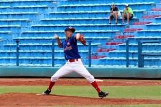 圖輯》U18亞洲青棒賽的「武俠異想世界」