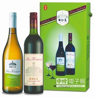 玉泉台灣之美葡萄酒 媲美歐洲名品