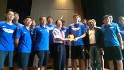 亞洲男籃挑戰者盃 隊長劉錚帶頭衝