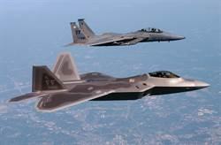 美將投120億美元 升級F-15戰機