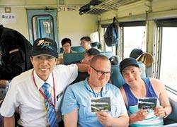 救觀光 台鐵加開郵輪式列車 10到12月發車