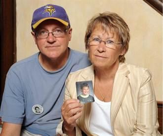 美少年被綁架27年 遺骨尋獲