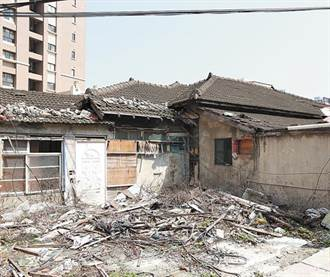 不具文資價值 新竹州保甲所宿舍拆除