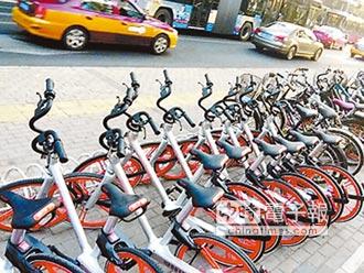暢行北京 高顏值共用單車登場