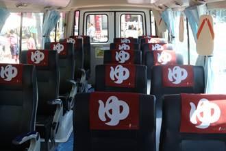 台灣好行  宜蘭童趣溫泉公車上路